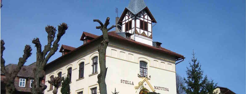 Atrakcje w okolicy - Kaplica Stella Matutina