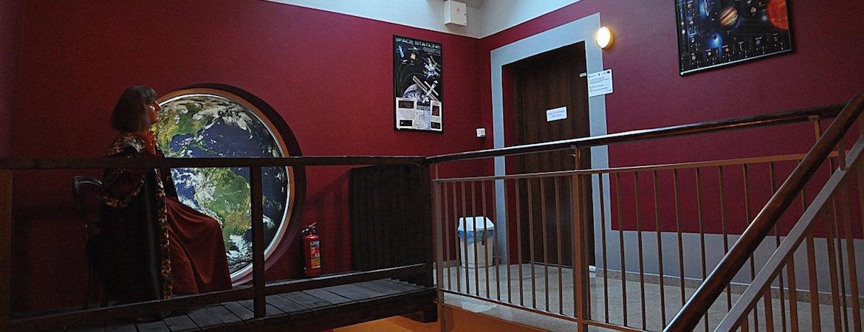 Atrakcje w okolicy - Planetarium