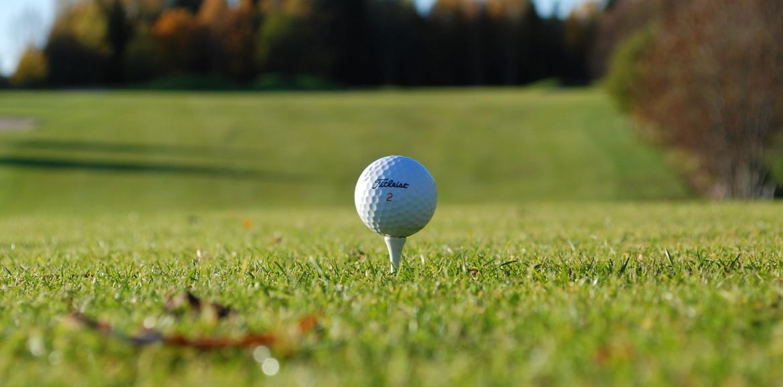 Wypoczynek z golfem