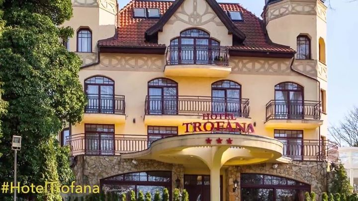 Hotel Trofana Wellness Spa